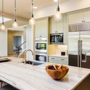 kitchen quartz