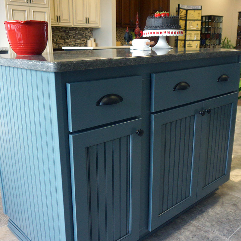 Transform your kitchen houston cabinet cures inc for Kitchen island houston